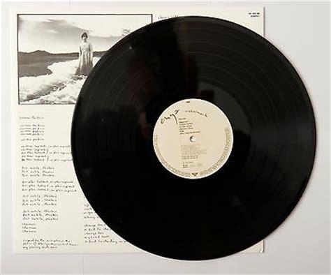 Enya Watermark Vinyl - roots vinyl guide