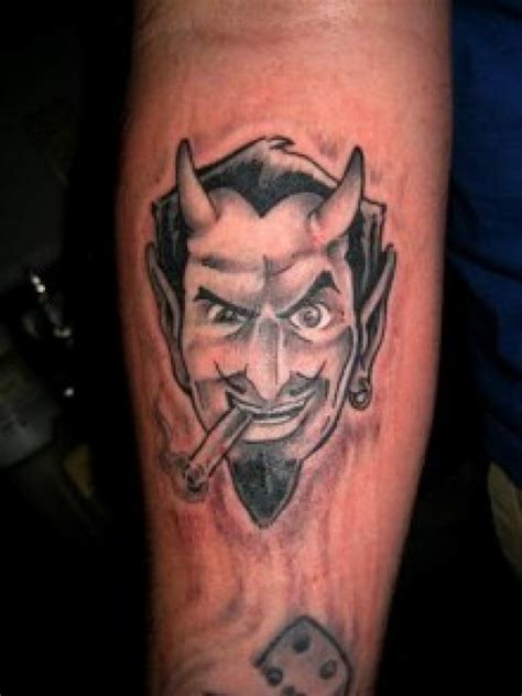devil tattoos for men tattoos for 2011