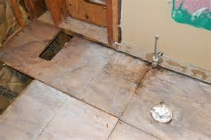 Sub Floor Replacing Subfloor Damaged By Water Pro Construction Guide