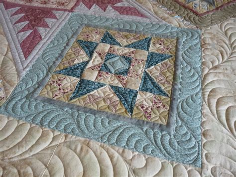 Quilting At The by Summer On The At Mainely Quilts Of