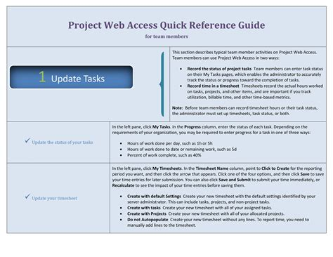 quick reference guide templates for word lists office com