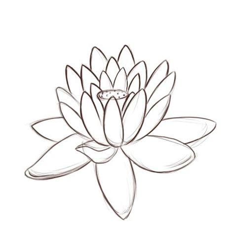 come disegnare dei fiori oltre 25 fantastiche idee su guide per disegno a matita su