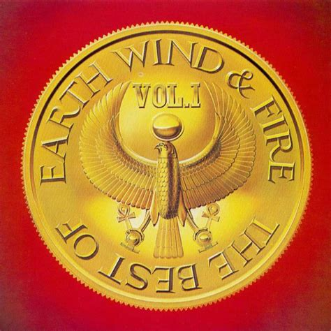 the best of earth wind car 225 tula frontal de the best of earth wind y volume
