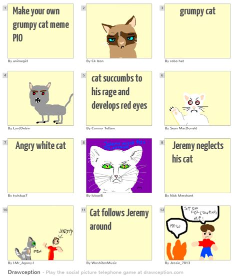 Make Your Own Cat Meme - make your own grumpy cat meme pio