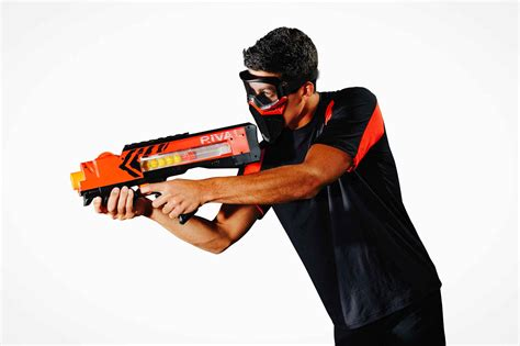 The New Rival shut up and take my money nerf rival zeus blaster