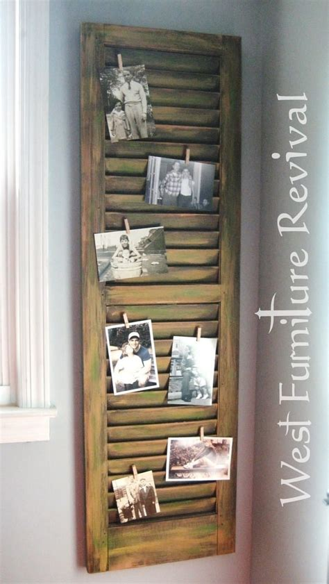shutter diy projects 13 creative diy projects you can do with window shutters
