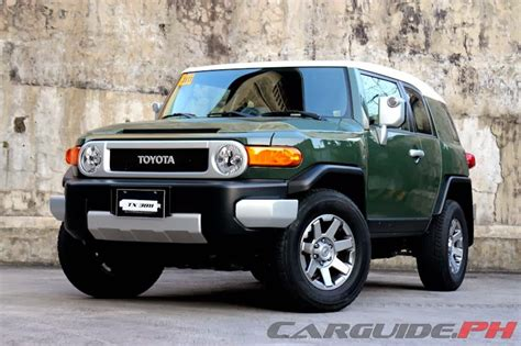 2014 toyota fj cruiser review review 2014 toyota fj cruiser philippine car news car