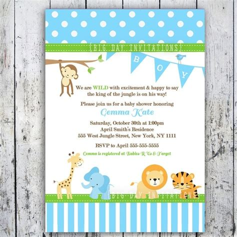 make a baby shower card baby boy shower invitations printable theruntime