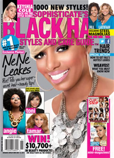 hairshow magazine which are popular black hairstyles magazines