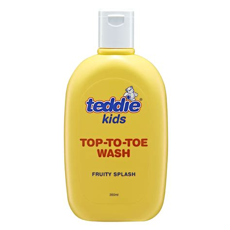top to toe top to toe wash fruity splash cosway