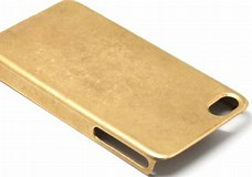 Image result for Real Gold iPhone Case