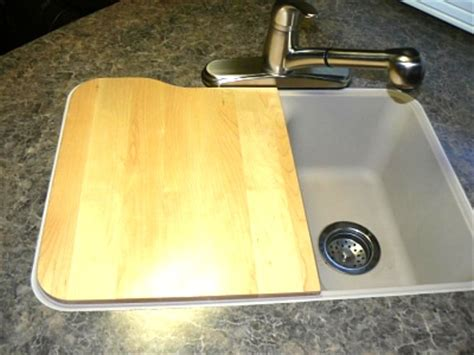 sink cover cutting board sink cover cutting board forest river forums