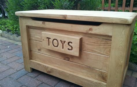 diy toy box with drawers handmade solid wooden pine toy box ottoman