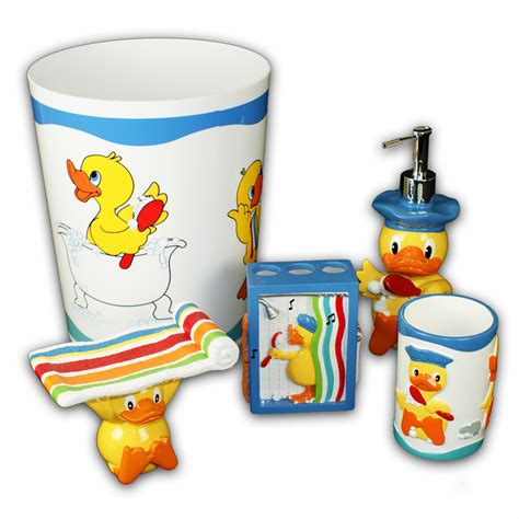 Rubber Duck Bathroom Decor Adults Office And Bedroom Duck Bathroom Accessories