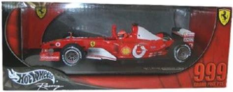 Diecast Mobil Hotwhell Isi 10 Pcs Limited hotwheels michael schumacher 999 grand prix points