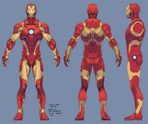 bleeding edge iron man armor model 37 bleeding edge armor by tigr3ss on