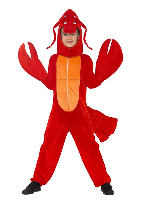 lobster costume child s lobster costume
