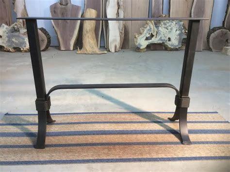 Ohiowoodlands Console Table Base Steel Sofa Table Legs Metal Sofa Table Legs