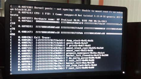 14 04 ubuntu server 14 4 not booting ask ubuntu