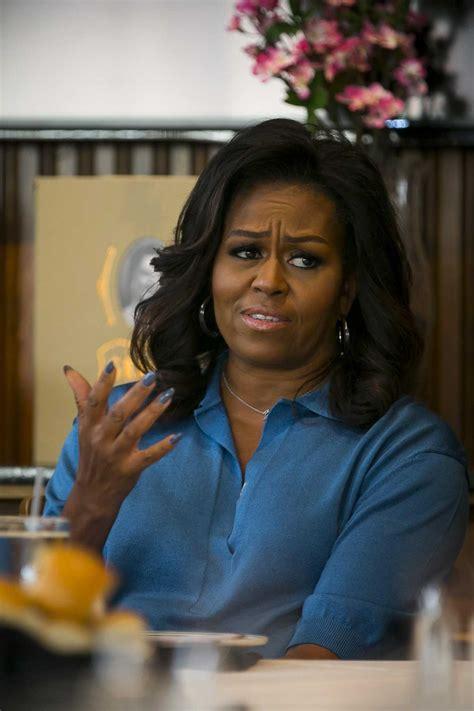 michelle obama chats  houston book club  toyota