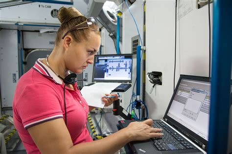 expedition 41 42 flight engineer serova nasa