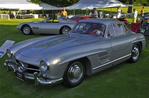 New Gullwing Mercedes by 1957 Mercedes 300sl Conceptcarz