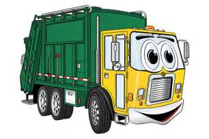 Garbage Truck Clipart garbage truck picture cliparts co