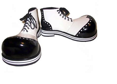 madhatter magic shop clown shoes professional model 45