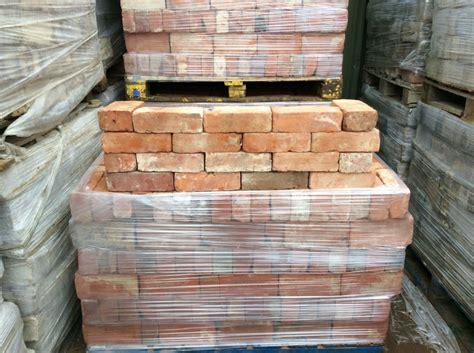 Handmade Bricks - handmade reclaimed orange bricks authentic reclamation