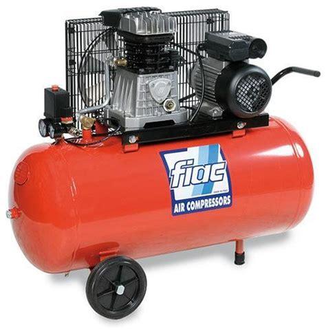 fiac ab100 360m belt driven air compressor 220 240 volt 50 hz not for usa samstores