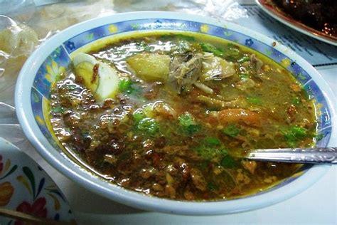 malang merdekacom resep soto kambing khas malang