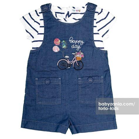 Best Selling Dot Bayi Lucu Dan Imut Versi Cewe jual murah torio summer outing overall set pakaian di jakarta