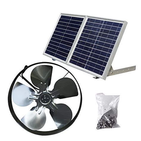 solar gable attic fan dc house 25w solar powered attic ventilator gable roof