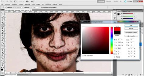 Joker Tutorial Photoshop Cs5 | joker tutorial adobe photoshop cs5 youtube