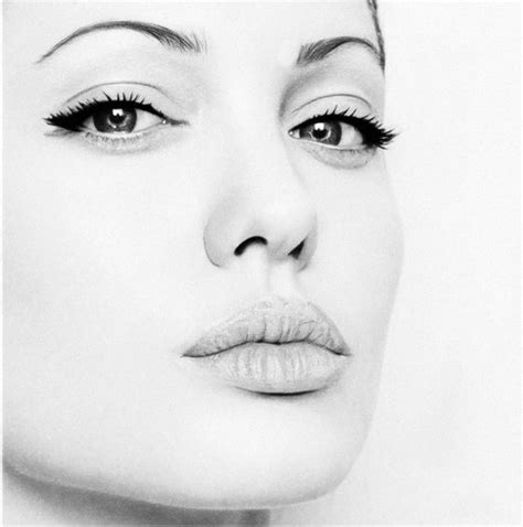 Drawing Realistic Faces by Photo Realistic Drawing Design Swan