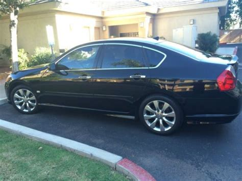 infiniti m35 kits buy used 2006 infiniti m35 every package including