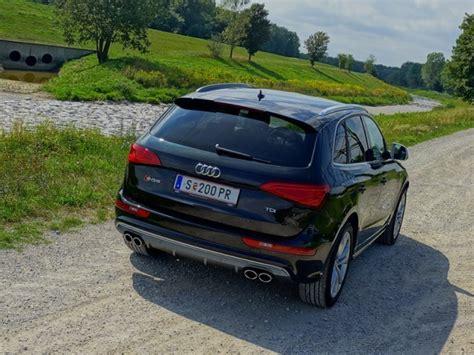 Audi Sq5 Testbericht by Audi Sq5 Tdi Testbericht Auto Motor At