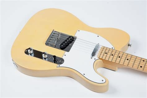 blowout freya telecaster 50s butterscotch string