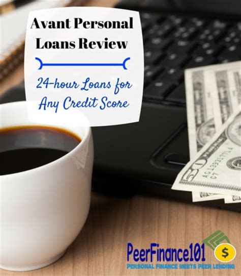 avant review 24 hour personal loans for no credit borrowers