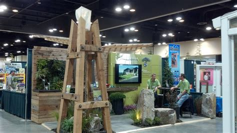 Spokane Home And Garden Show by Landscape Sculpture As The Anchor For Our Home And Garden Show Booth In Spokane Wa Sculpture