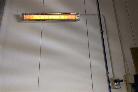 riscaldamento capannone riscaldamento elettrico a raggi infrarossi per capannone