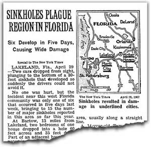 sinkhole risk map florida sinkholes when the ground collapses the why files