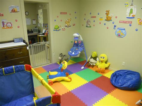 our toddler room