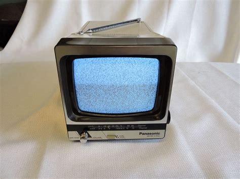 Tv Portable Panasonic panasonic 5 portable tv television set model no tr 5110t models television set and tvs