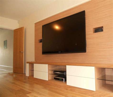 Lcd Wall Wood Design