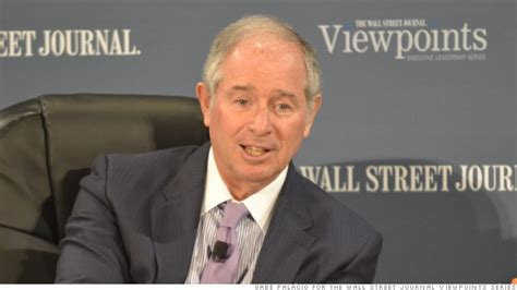 Do Ceos Need Mba by Blackstone Ceo Being Is More Important Than An Mba