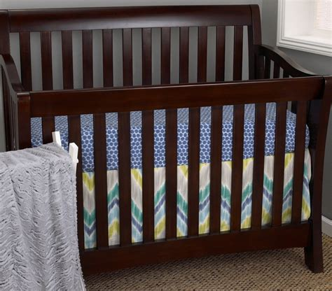 zebra romp 3pc crib bedding set cotton tale designs