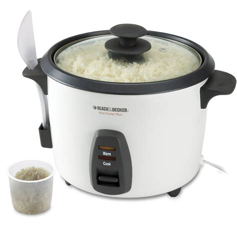 Rice Cooker Black Decker black decker rc436 16 cup rice cooker how it works