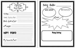 book report grade 2 fairy tales fantasies and fables 16 best images of book reading worksheets book report