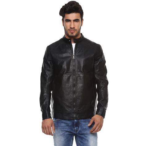 Black Jacket buy black leather jacket s jackets from mufti